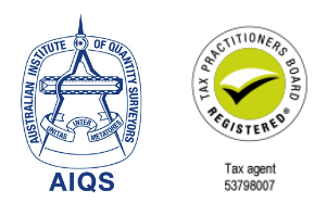 AIQS and Tax Agent Logos